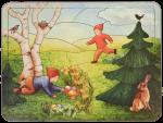 Puzzlespiel Ostern von Decor-Spielzeug