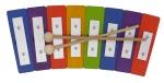 Regenbogen-Glockenspiel pentatonisch von Decor Spielzeug