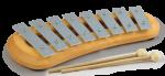 Decor - Pentatonisches Glockenspiel 8 Töne