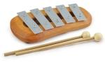 Pentatonisches Glockenspiel - 5 Töne von Decor Spielzeug