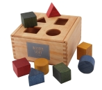 Sortierbox von Wooden Story - ökologische Farben